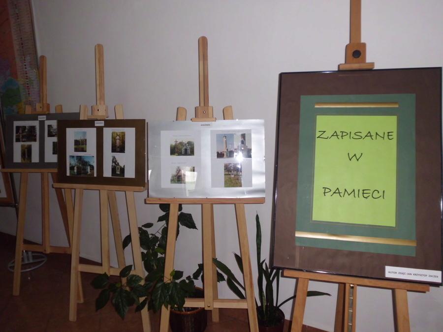 Zapisane w pamięci - wystawa