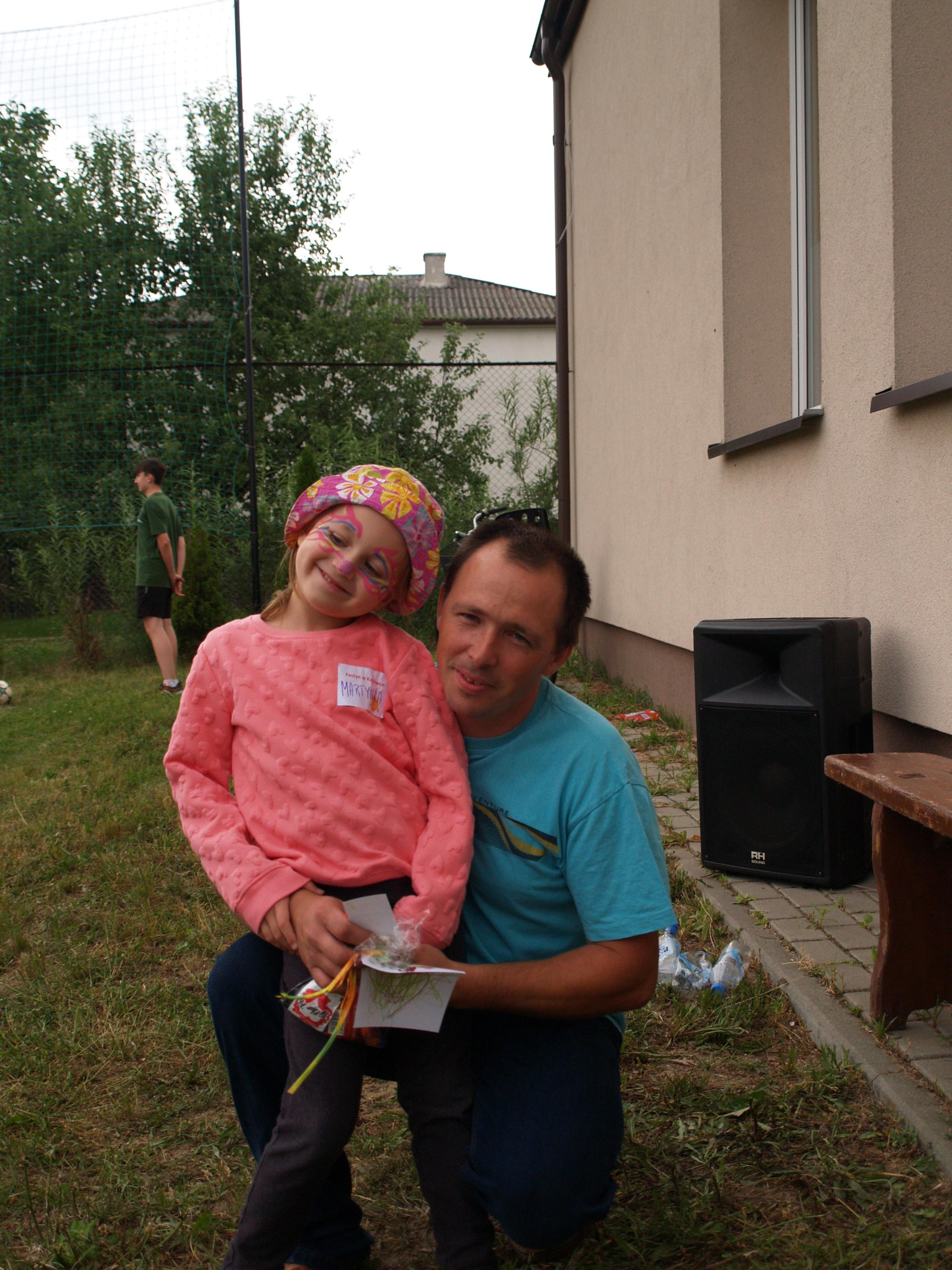 Lato w Kozłówce