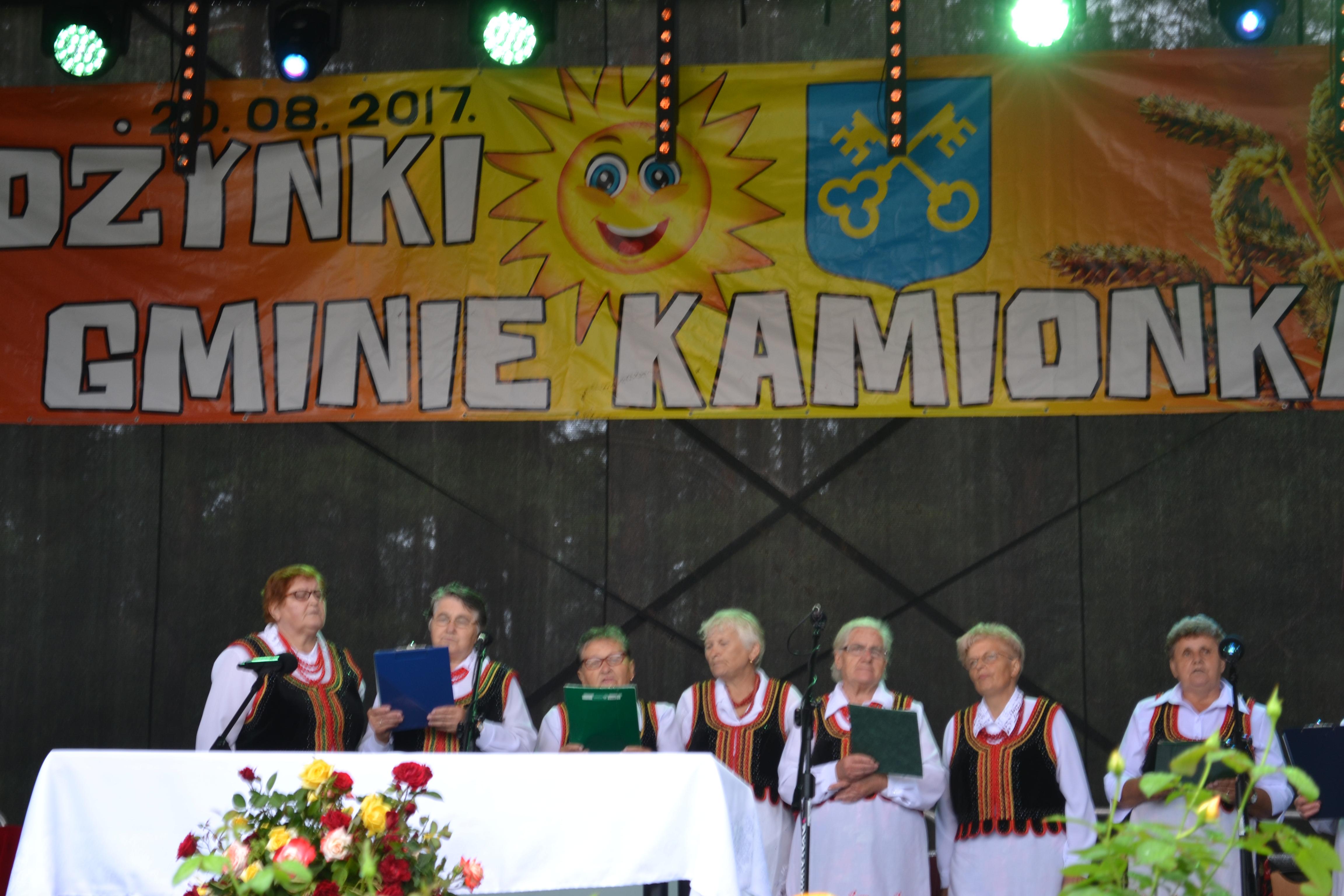 Dożynki Gminno-Parafialne 2017 vol.1