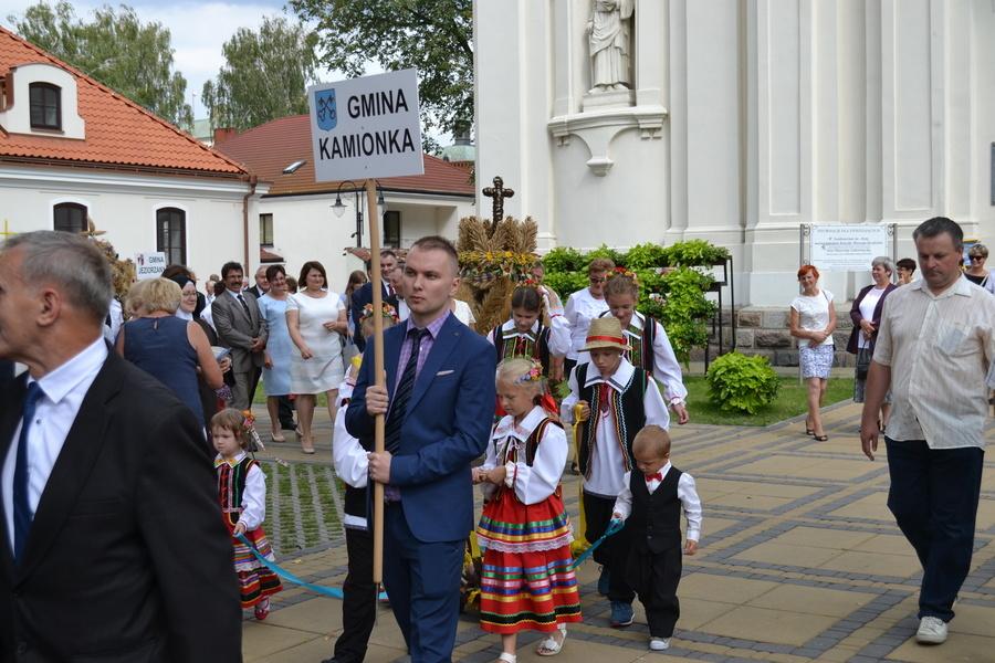 Dożynki powiatu lubartowskiego 2017