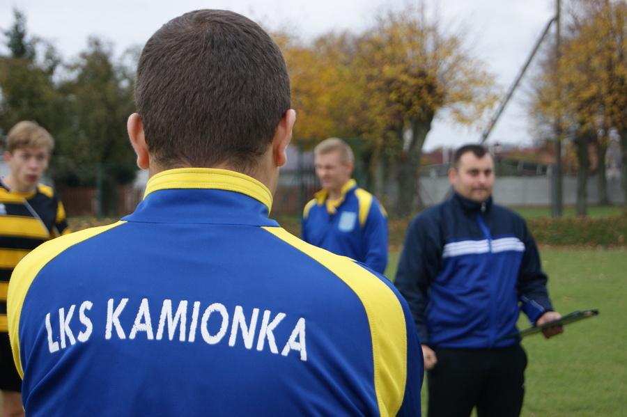 Kadet Lisów - LKS Kamionka