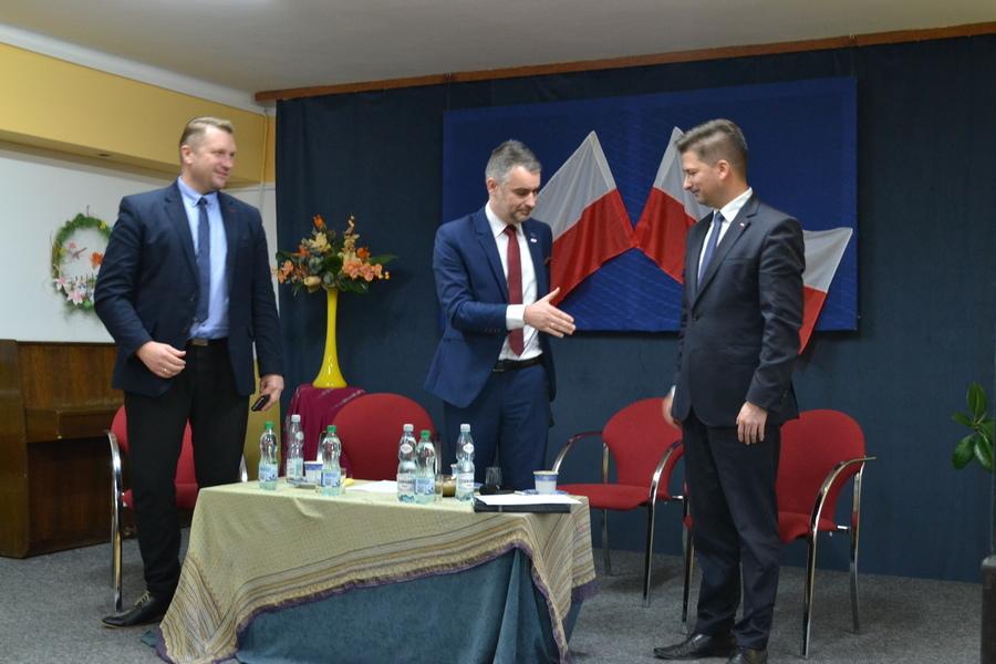 Wizyta Wojewody Lubelskiego