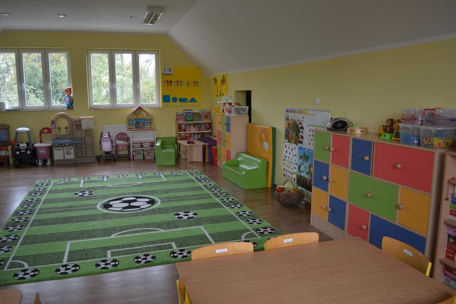 Otwarcie przedszkola