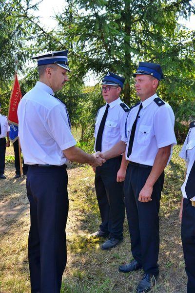60-lecie Ochotniczej Straży Pożarnej w Samoklęskach
