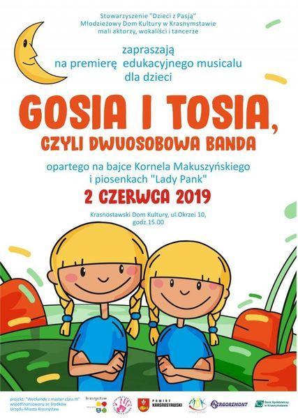 Edukacyjny musical dla dzieci