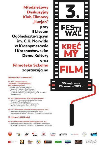 3. FESTIWAL KRĘĆMY FILM