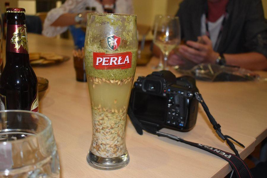 Relacja z wieczoru z piwowarem