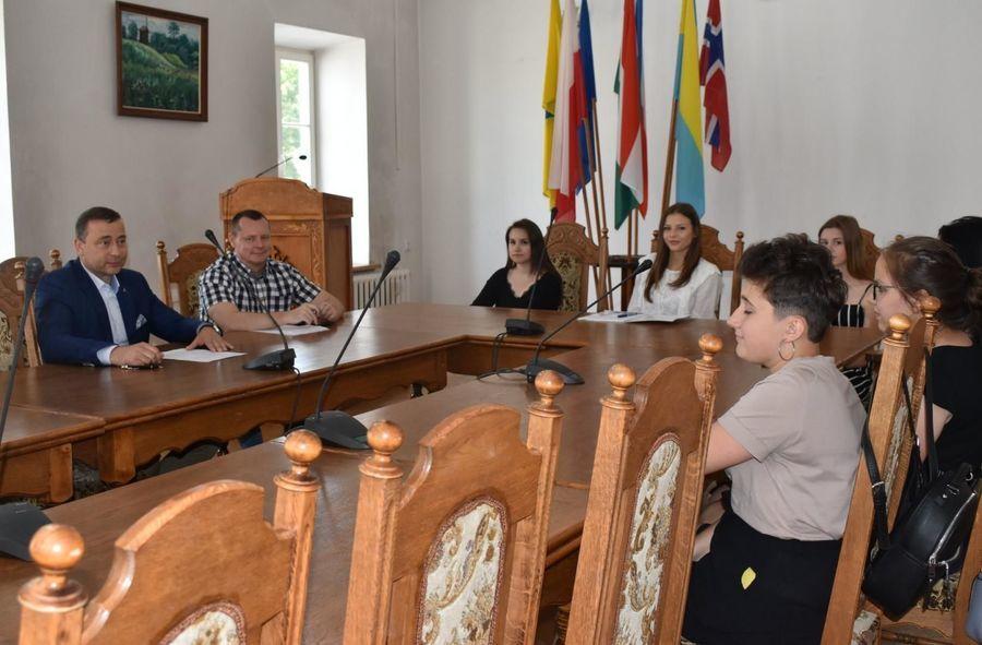 Sesja Młodzieżowej Rady Miasta Krasnystaw