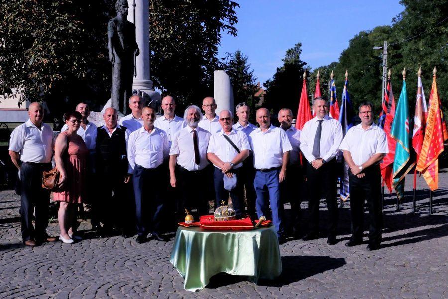 Delegacja z Miasta Krasnystaw w Püspökladány