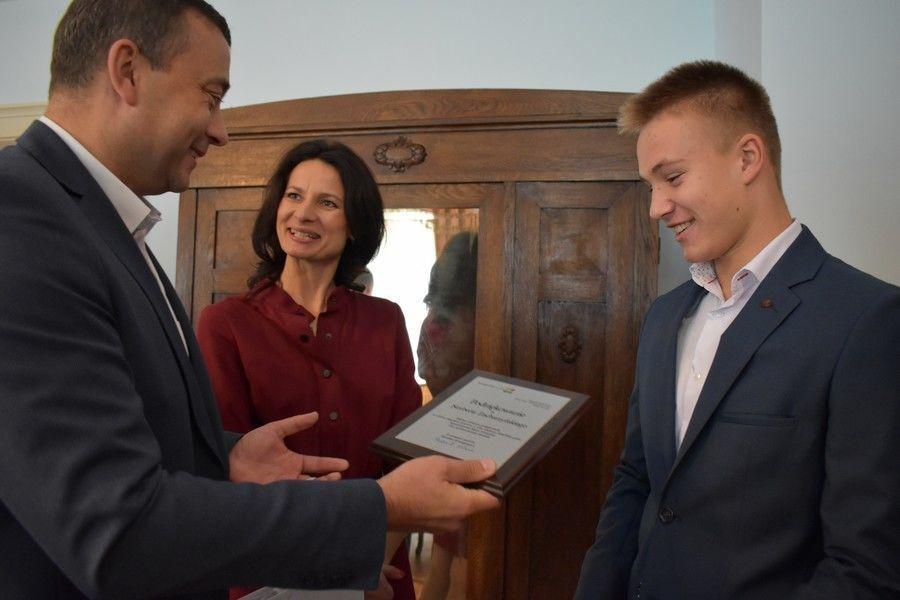 Krasnostawscy Mistrzowie Polski nagrodzeni