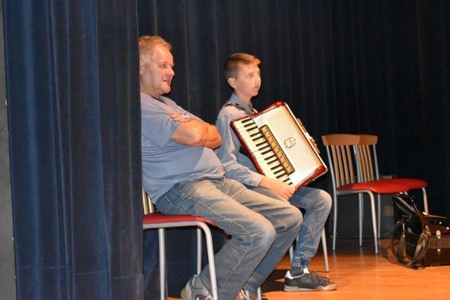 Na akord