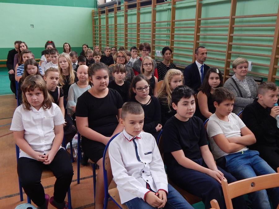Dzień Patrona w PSP nr 5 Krasnystaw