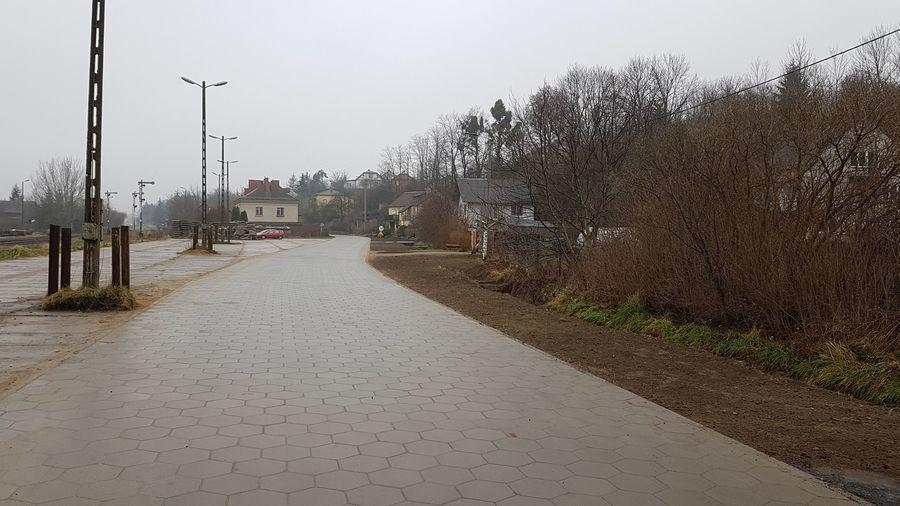 Przebudowa drogi gminnej nr 109816L