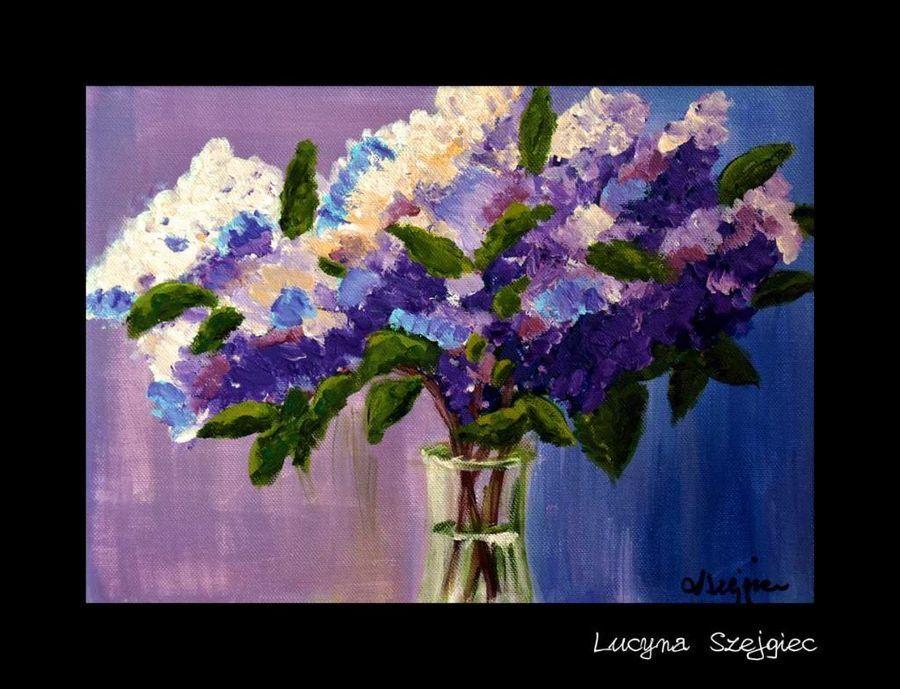 Obraz Lucyny Szejgiec