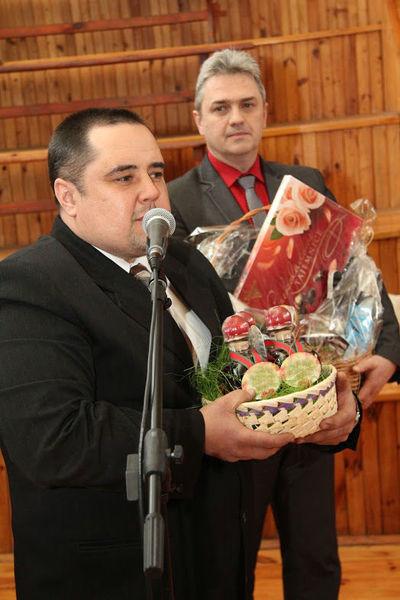 Obchody Dnia Kobiet oraz zapusty w Domu Kultury w Markuszowie