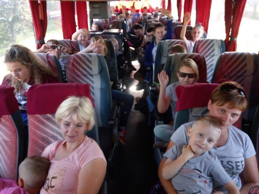 Wycieczka autokarowa do Warszawy - do Wodnego Parku i Kina 3D