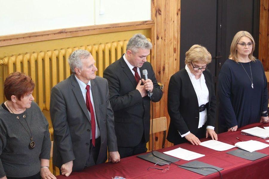 I sesja Rady Gminy Markuszów VIII Kadencji 2018-2023