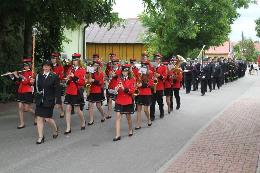 Obchody 100 lecia OSP w Markuszowie
