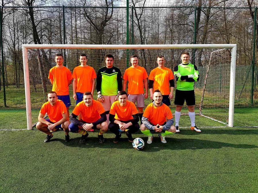 OSP Markuszów - zwycięzcą turnieju piłkarskiego