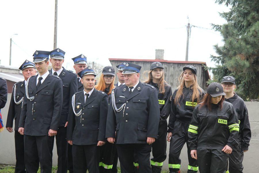 Gminne obchody Święta Narodowego 3 maja w Markuszowie