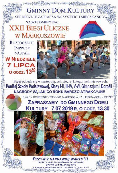 Wakacje z Domem Kultury w Markuszowie