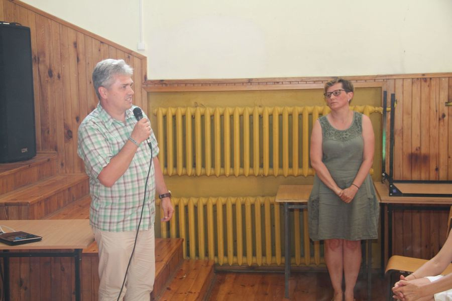 Premiera Pchły Szachrajki w domu kultury w Markuszowie