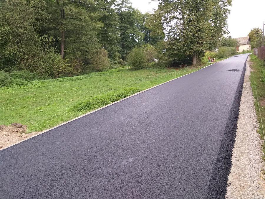 Przebudowa dróg gminnych w miejscowościach Bobowiska i Wólka Kątna