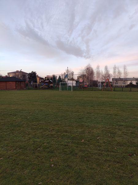 Przebudowa boiska sportowego w m. Markuszów - zakończona