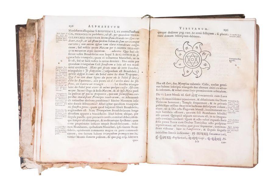 Alphabetum Tibetanum
