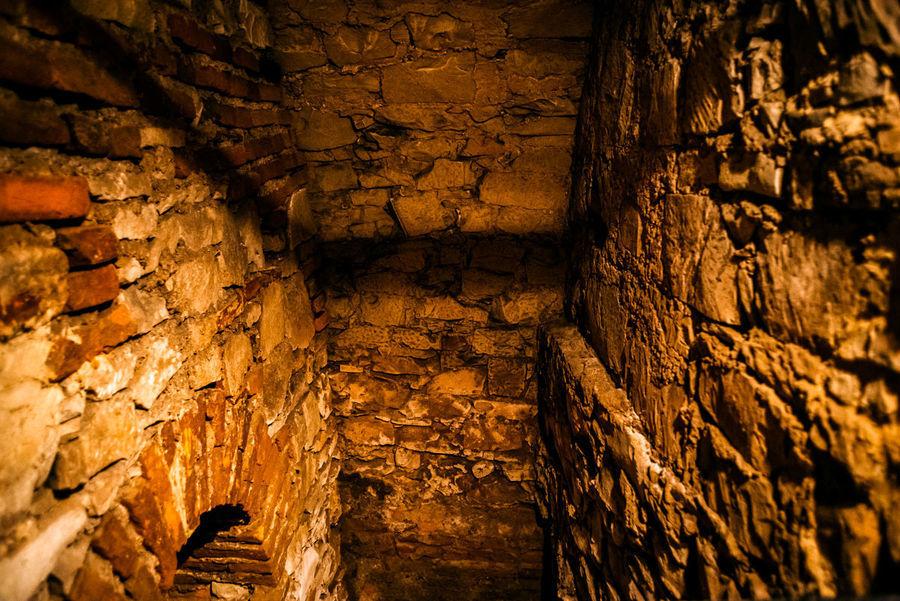 Wnętrze Murów