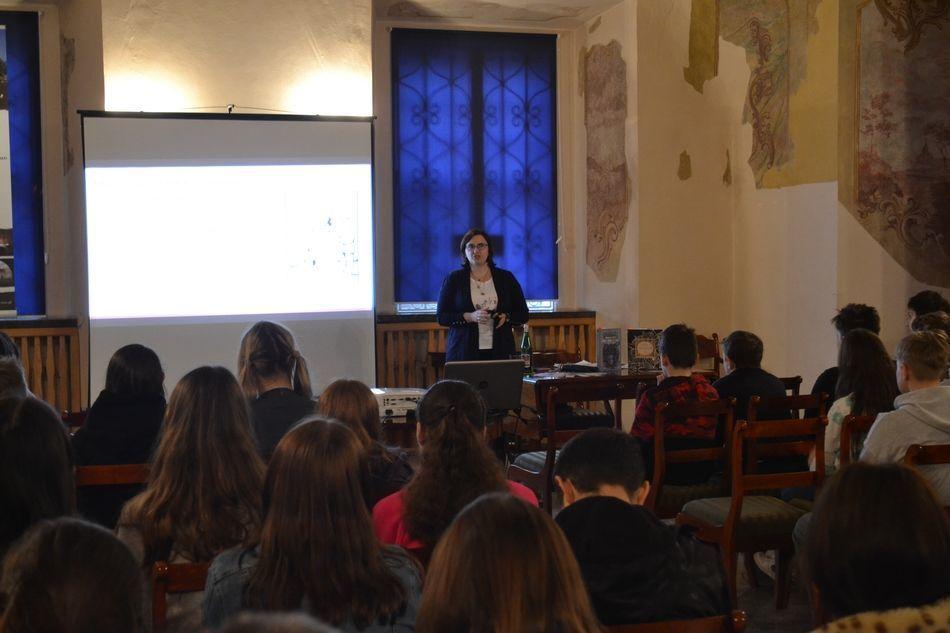 Uczestnicy wydarzenia i prezentacja