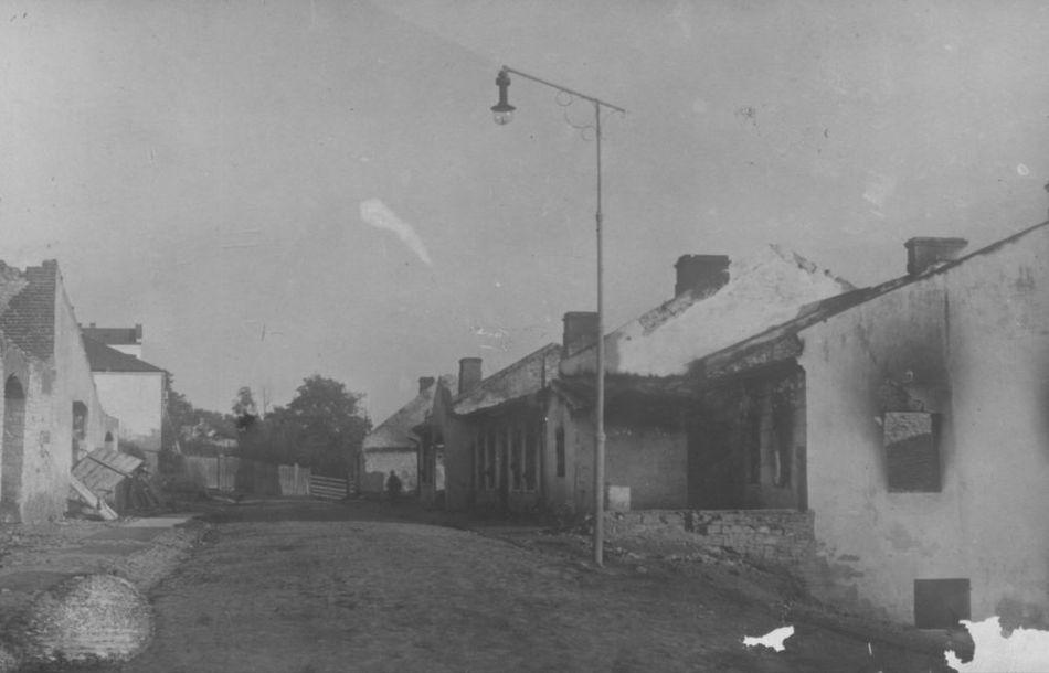 [MK/H/1697] Krasnystaw, 1914 - 1915 r. ul. Partyzantów