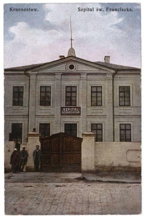 [MK/H/1323] Krasnystaw. Szpital św. Franciszka