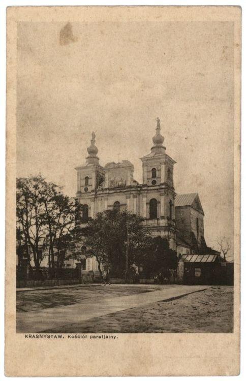 [MK/H/1042] Krasnystaw. Kościół parafialny
