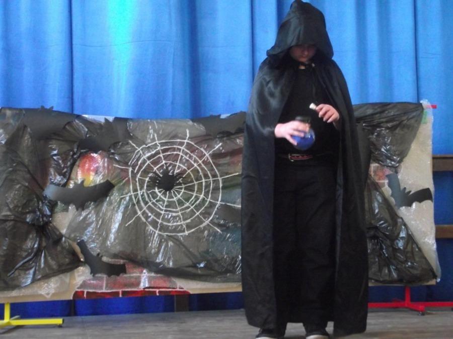 I Gminne Prezentacje Teatralne (fot. ZS Niemce)