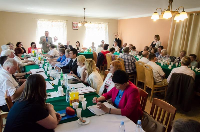 XIX Sesja Rady Gminy Niemce