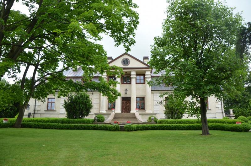 Pałac Ireny Kosmowskiej - Krasienin