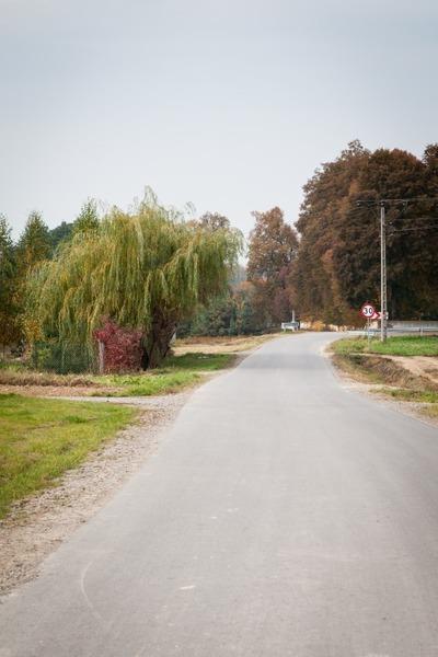 Budowa drogi gminnej nr 106050 L.