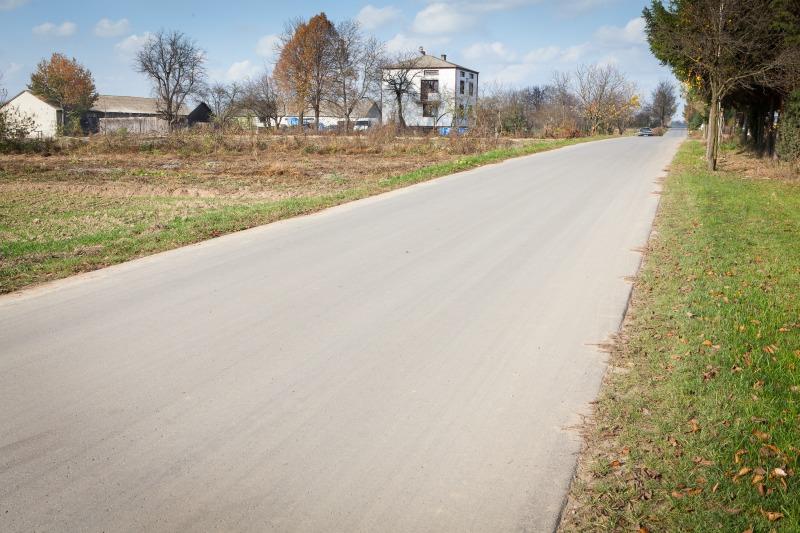 Modernizacja drogi gminnej nr 106061 L w m. na dł. ok.. 634,69 m