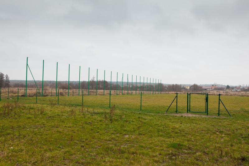 Budowa boiska w m. Niemce przy ul. Różanej