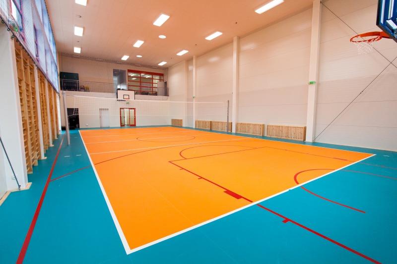 Budowa Sali sportowej w m. Dys