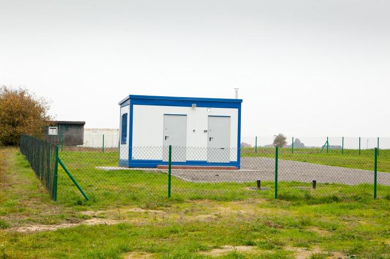 Budowa stacji wodociągowej w m. Nasutów
