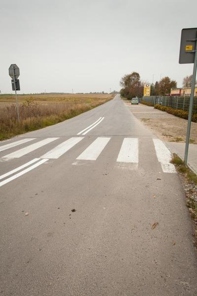 Przebudowa drogi powiatowej nr 1546 L w m. Nasutów na odcinku około 500 m