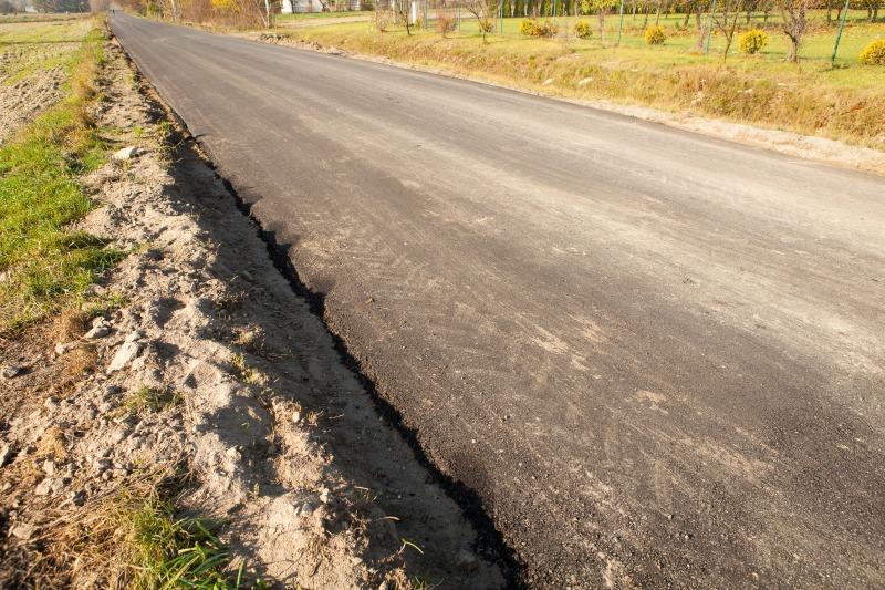 Modernizacja drogi powiatowej nr 2201 L w m. Osówka na dł 621 m