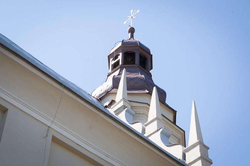 Kościół w Krasieninie