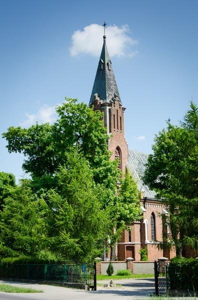 Kościół w Niemcach