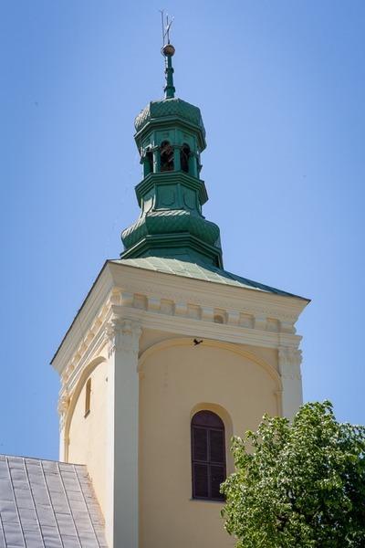 Kościół w Dysie