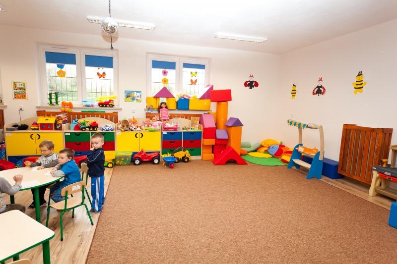 Równe, Szanse, Równy Start - tworzenie oddziału przedszkolnego w Nasutowie