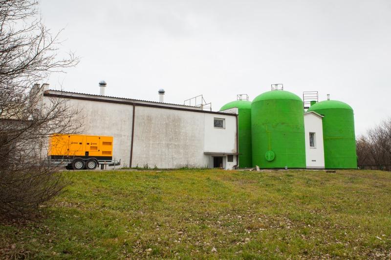 Rozbudowa oczyszczalni ścieków w Niemcach (z wymianą kanału tłocznego)