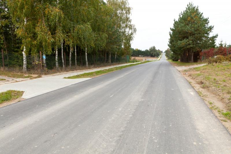 Remont drogi w m. Ciecierzyn Żulin nr 106055 L.